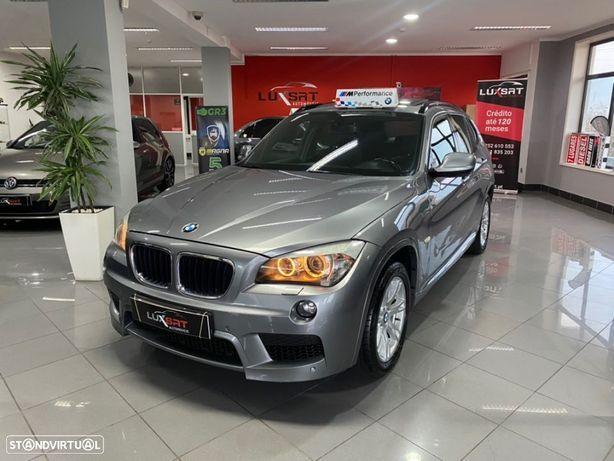 BMW X1 18 d xDrive