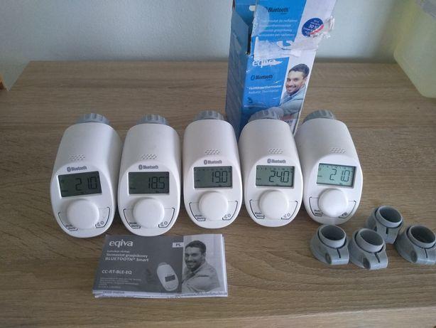 Głowica termostatyczna eqiva Bluetooth