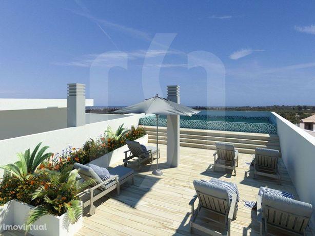T1+1 com terraço e piscina | Condomínio Privado