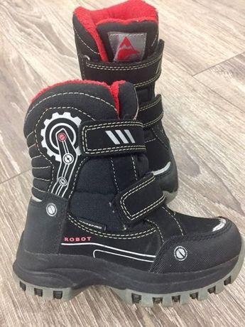 Детские термо ботинки BG Termo