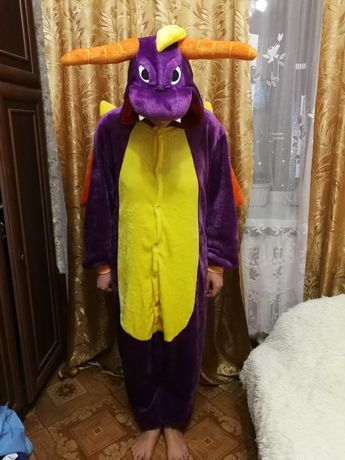 Новогодний костюм Дракон 175