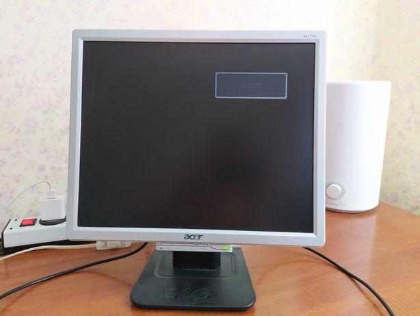 """Монитор 17"""" Acer AL1716, VGA"""