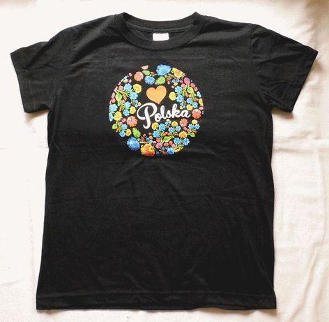 Koszulka juniorska T-shirt (rozm.158-164)