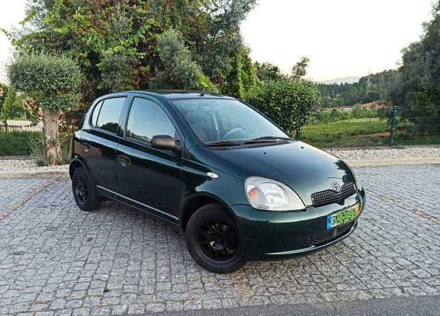 01-2003 / Toyota Yaris / gasolina / Particular Excelente Estado