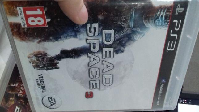 Dead space 3 ps3, sklep, od ręki