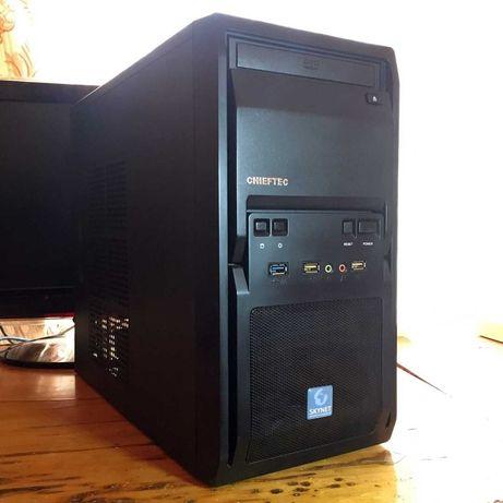 Компьютер Intel Core i5-3550/Asus P8Z77-M/8ГБ 1600/SSD 240ГБ/WI-FI
