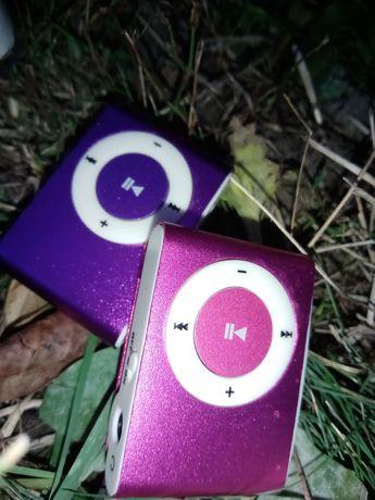 """mp3 плеєр """"рожевий та фіолетовий"""""""