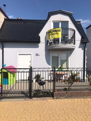 Kwatery, pokoje w Łebie blisko morza, wolny termin od 22.08