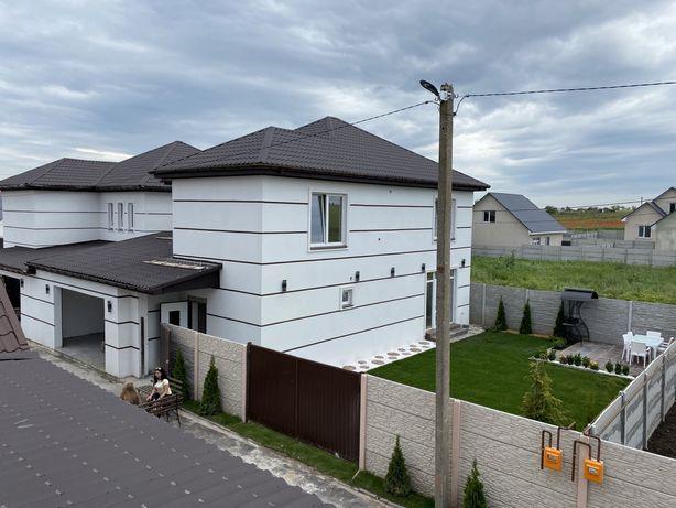 Дом с гаражом, с ремонтом, ОТ ЗАСТРОЙЩИКА, ервоный хутор