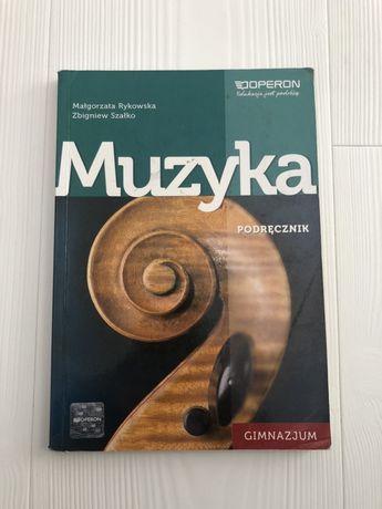 Podręcznik Muzyka OPERON M. Rykowska Z. Szałko dla gimnazjum