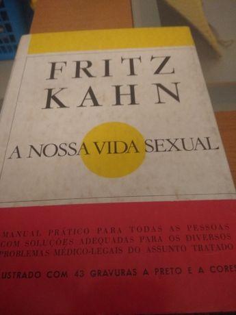 A nossa vida sexual Fritz Kahn.