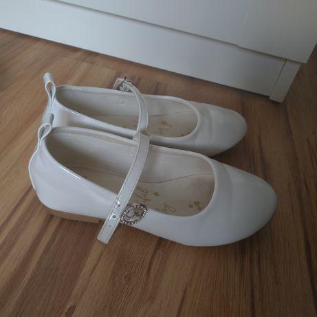 Buty komunijne dla dziewczynki r. 31