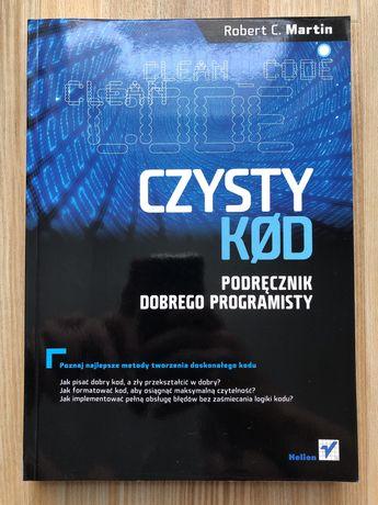Czysty kod - podręcznik programisty Robert C. Martin
