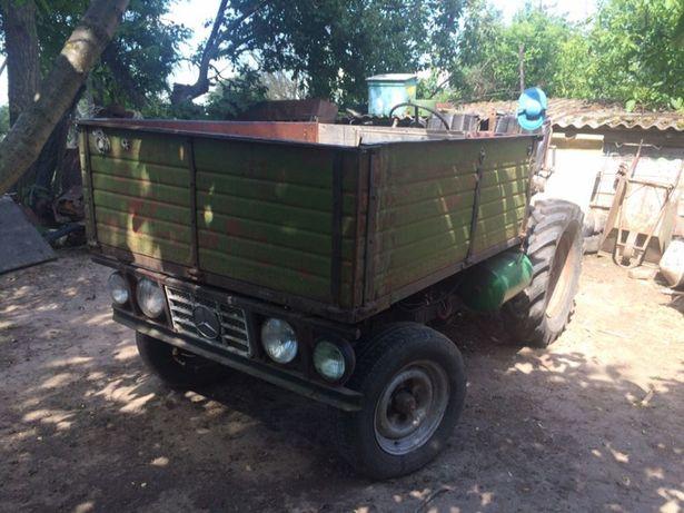 Трактор дизель 1.9D (65 к.с.), обмін, саморобний, т 25, т 40