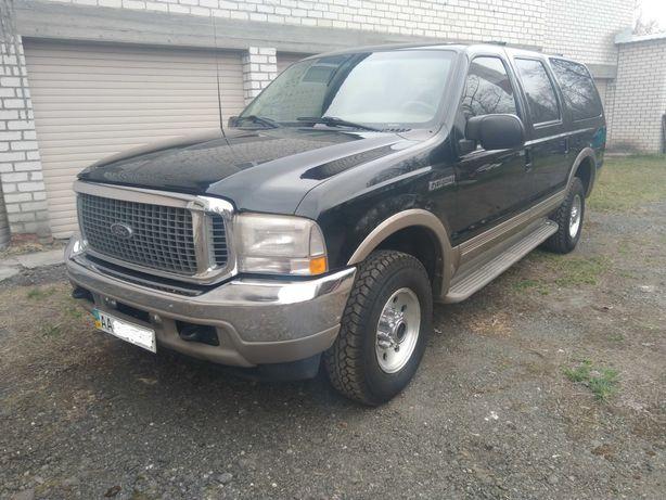 Ford Excursion Limited багатофункціональний вантажний тягач