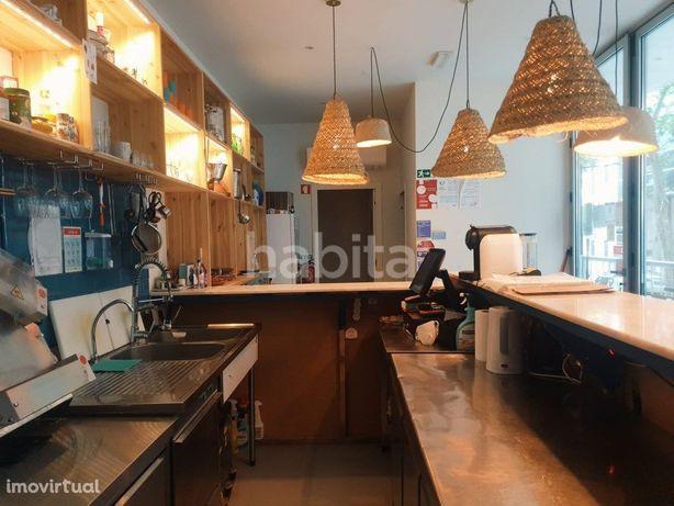 Trespasse Loja/Restaurante/Creperia/Pizzaria