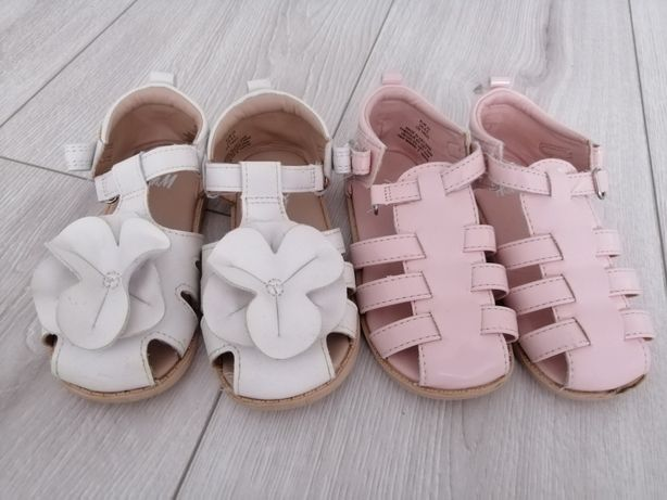 Sandałki sandały h&m 23