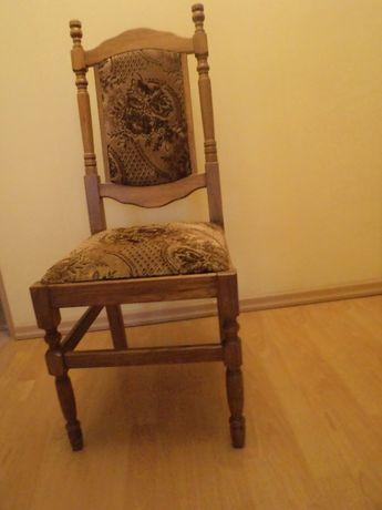Dwa stylowe krzesła