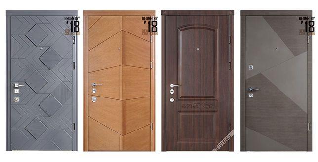 """Двери входные """"BEREZ"""" в наличии и под заказ."""