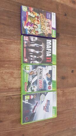 Gry do Xboxa 360