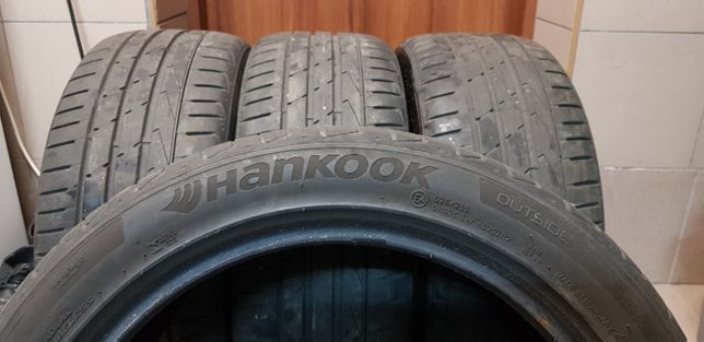 Sprzedam opony letnie Hankook ventus S1 evo2 225/45 R17