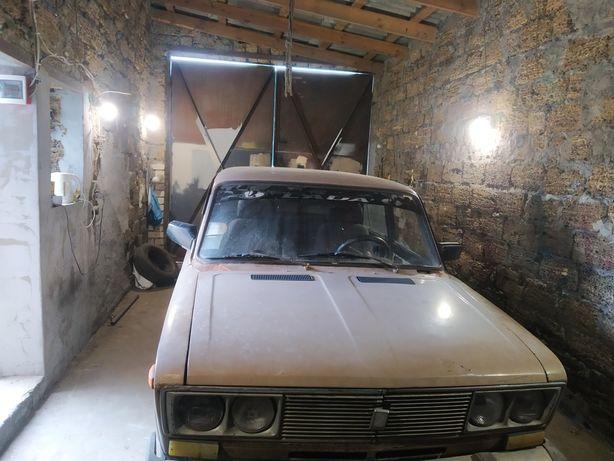 Продам ВАЗ 2106 (не на ходу без движка и коробки) по техпаспорту
