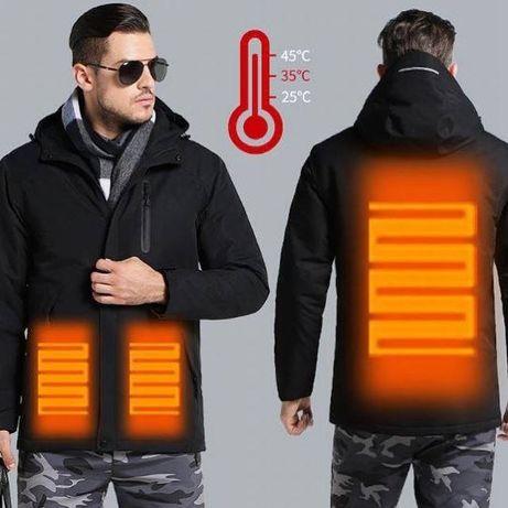 Хіт-2020! куртка с ПОДОГРЕВОМ