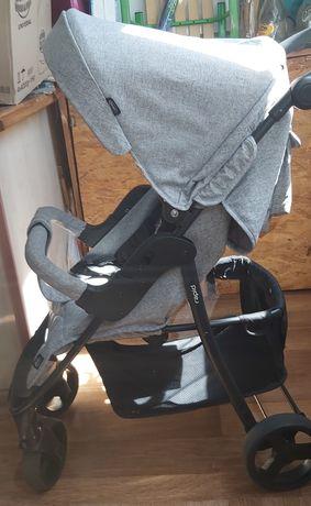 Детская коляска 4baby Rapid. Прогулочная. Универсальная.