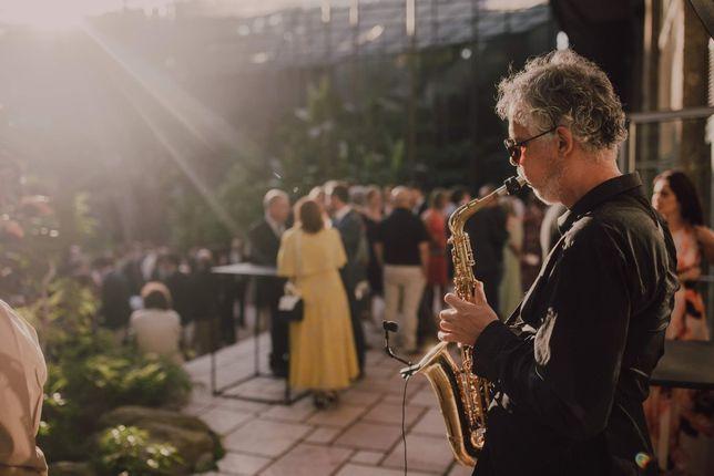 Banda de jazz para eventos