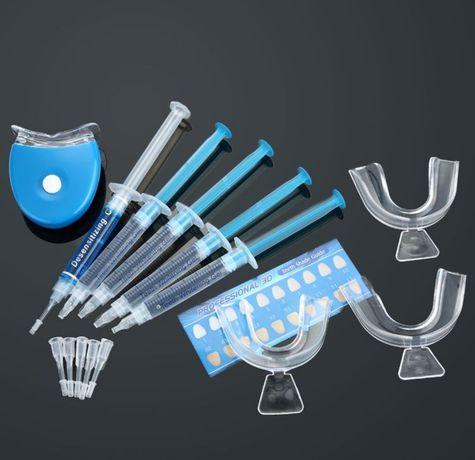 Aparelho de branqueamento dentário (Com portes incluídos)