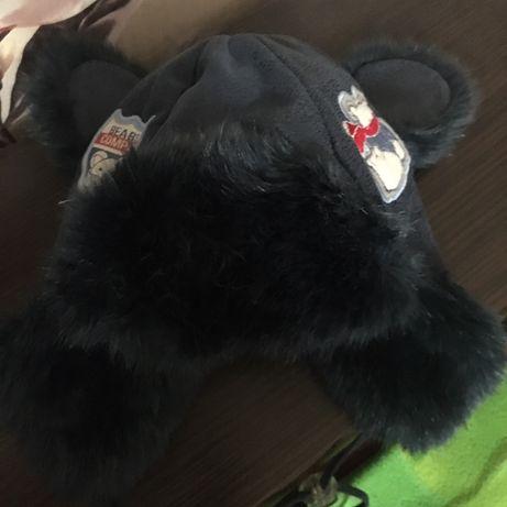 Шапка TuTu Зимняя шапка детская