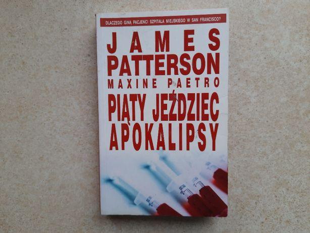 Piąty jeździec apokalipsy James Patterson