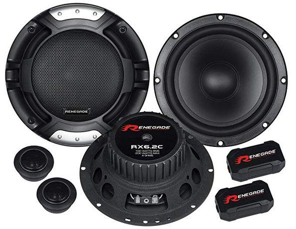 Renegade RX6.2C - głośniki odseparowane 165mm 100W Bas Audio Skrzyszów