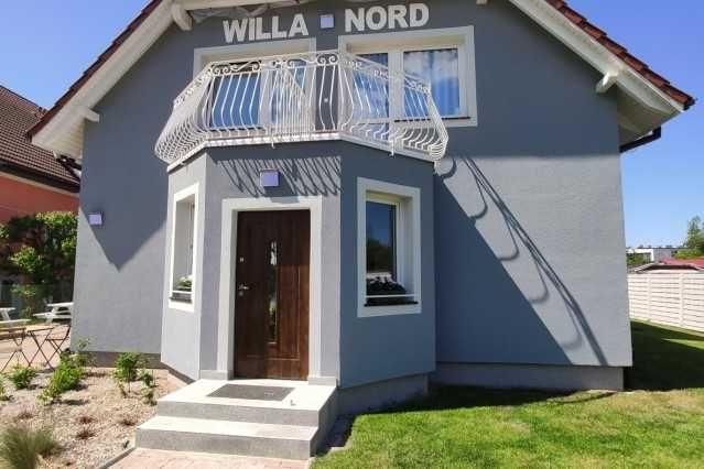 Pokoje gościnne Willa Nord Pustkowo