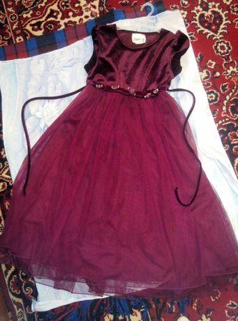 Детское платье на девочку из Канады