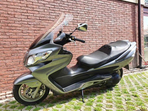 Suzuki BURGMAN AN400 09r