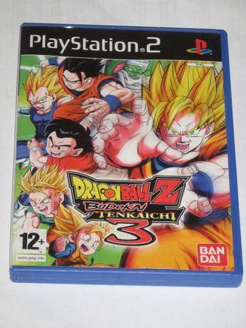 Gra Dragon Ball Z Budokai Tenkaichi 3 PS2! 3xA