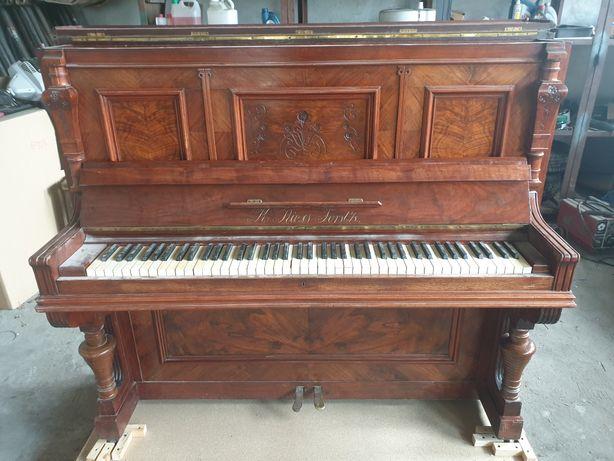 Pianino ponad 100lat