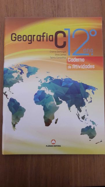 Caderno atividades 12º Ano