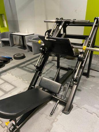Maszyna do ćwiczeń mięśni ud i pośladków Bauer Fitness PLM-523
