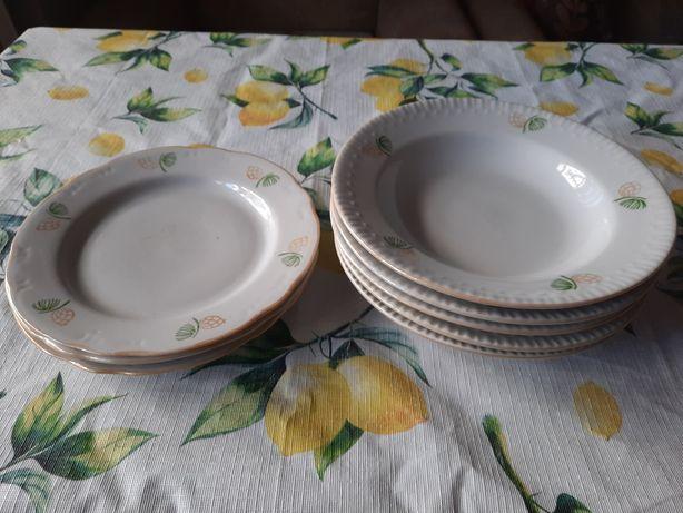 8 тарелок за 49 грн.