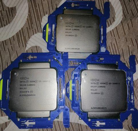 Intel Xeon E3 E5