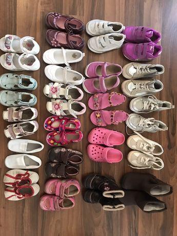 Обувь для девочки 22-26