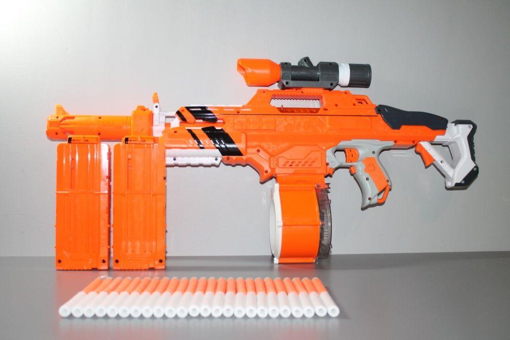 OKAZJA!!!Nerf N-Strike Elite Accustrike Stratohawk Dąbrówka - image 1