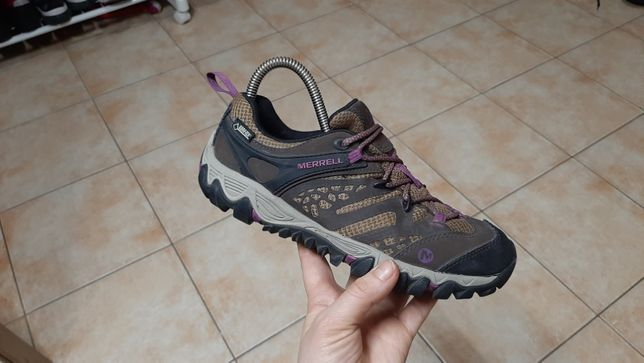 37р,24см,Трекинговые кроссовки.ботинки Merrell (Меррел) blaze vent