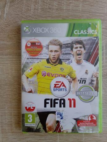 Gra FIFA 2011 Xbox 360