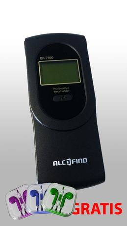 Alkomat elektrochemiczny DAtech DA7100 + GRATIS