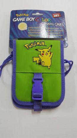 Pokemon Bolsa Verde Nova