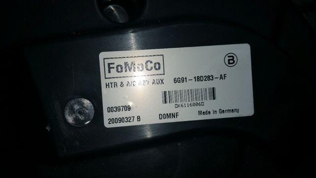 3 strefa klimatyzacji Galaxy Ford