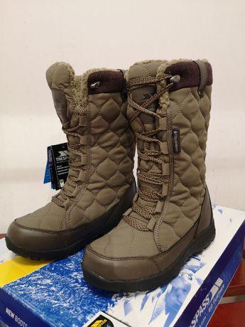 Trespass śniegowce damskie buty zimowe r. 36